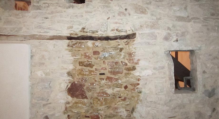 Favorito Ripristino muri faccia vista Valdagno (Vi) - King Manutenzione  SZ84